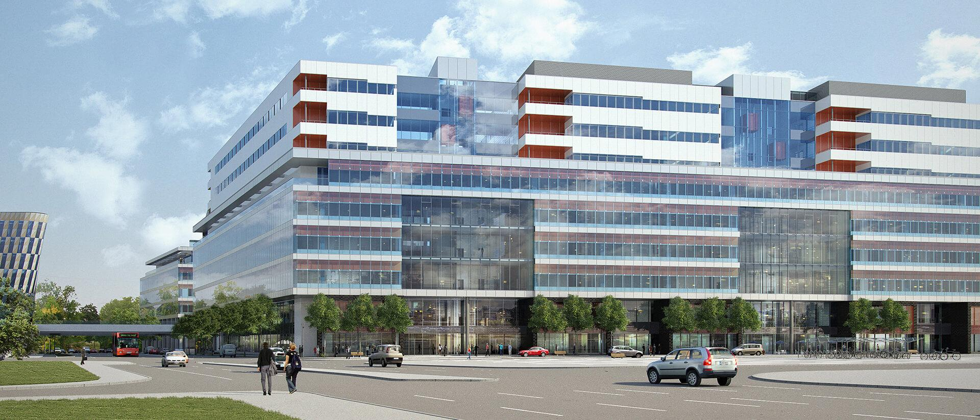 The New Karolinska Solna University Hospital Project Canvas